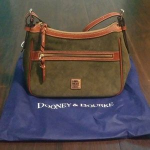 Dooney & Bourke Olive Crossbody Bag